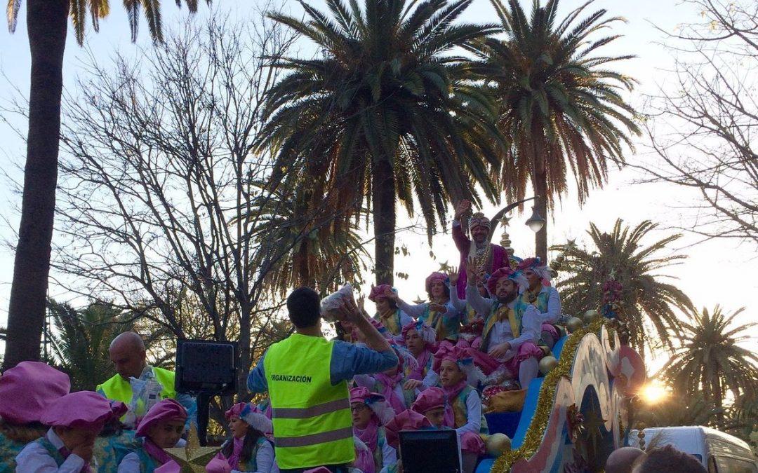 La Carroza de Mª Auxiliadora participará en la Cabalgata de Reyes Magos