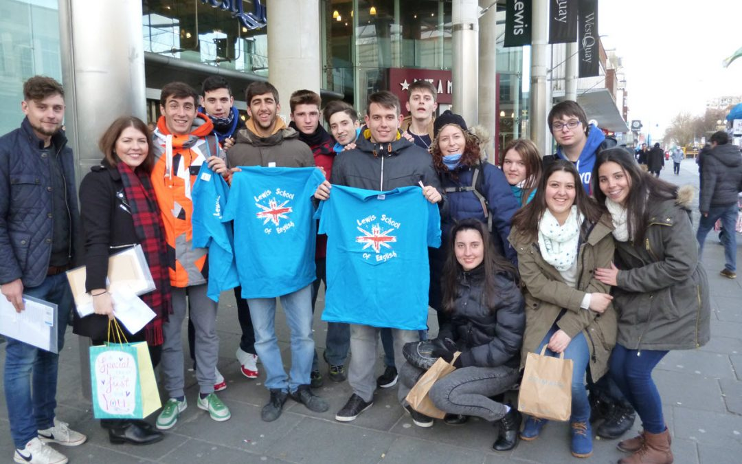 Alumnos seleccionados para la 2ª movilidad Erasmus +