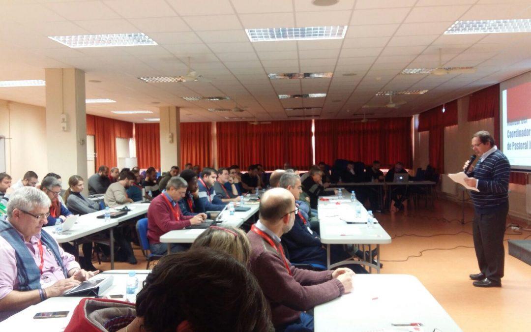 III Encuentro de Coordinadores de Pastoral de la Inspectoria Mª Auxiliadora