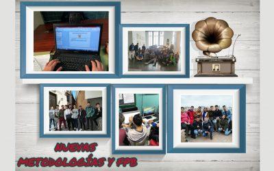 """Reflexiones sobre la acción educativa en FPB: """"En proceso de mejora"""""""
