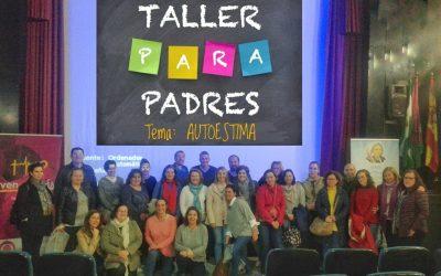 "Celebrado el Taller de Padres organizado por AMPA ""Mamá Margarita"""