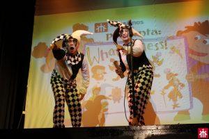 Teatro AMPA-Profesores 9.00-11.00h Primaria 12.00-13.30h Infantil