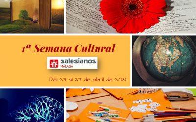 Arranca la I Semana Cultural en Salesianos Málaga