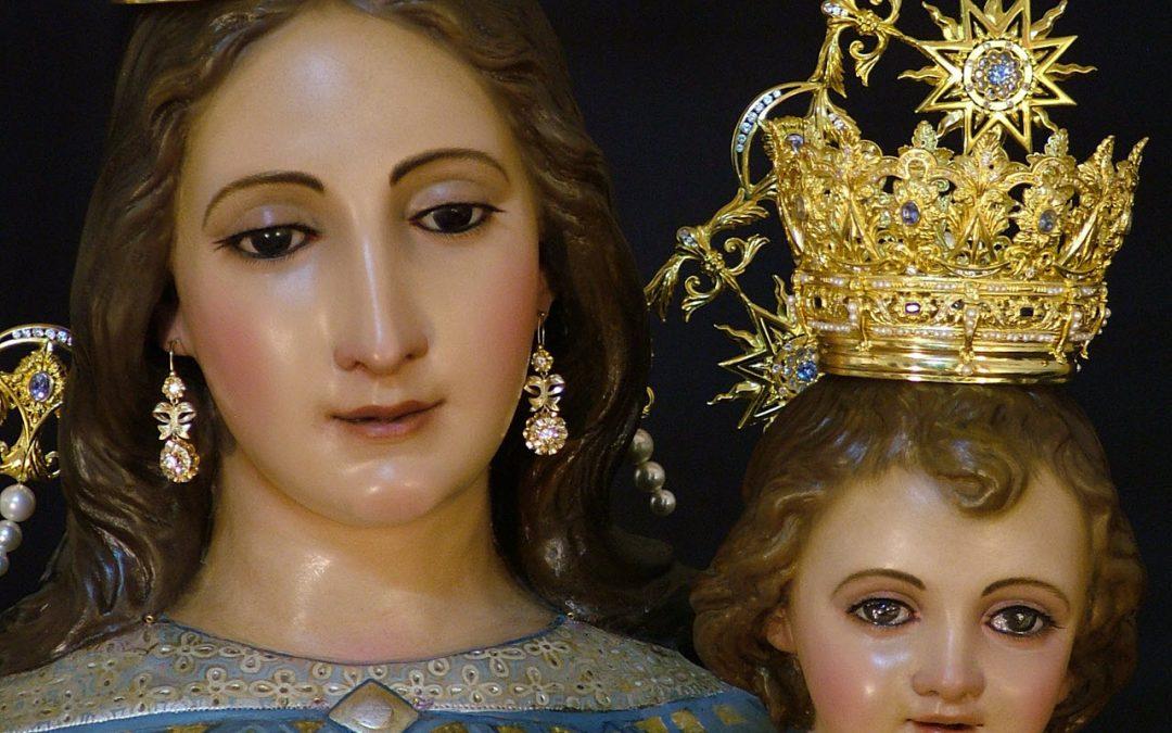 Verbena familiar de María Auxiliadora