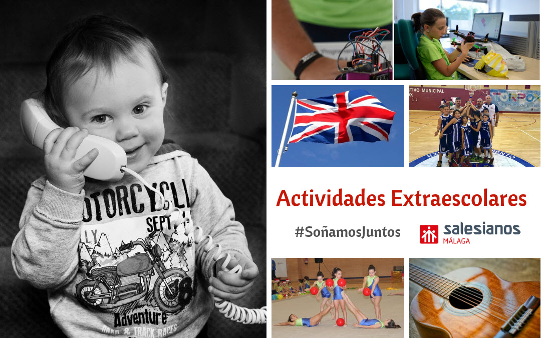 Oferta de Actividades Extraescolares para el curso 2018/19