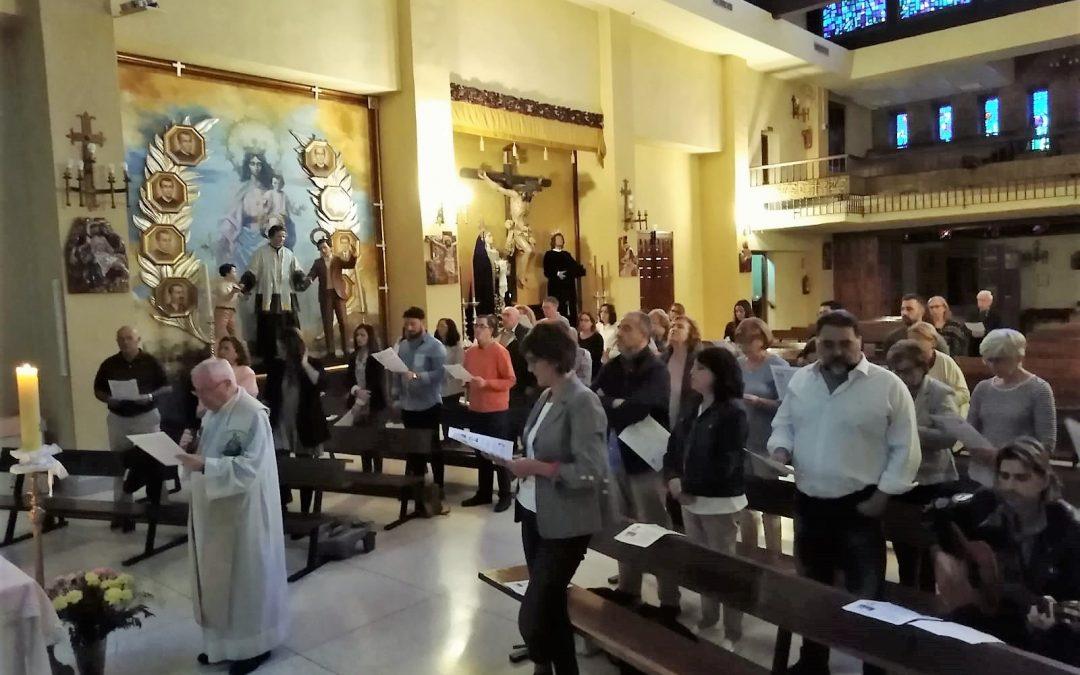 Oración de familia Salesiana