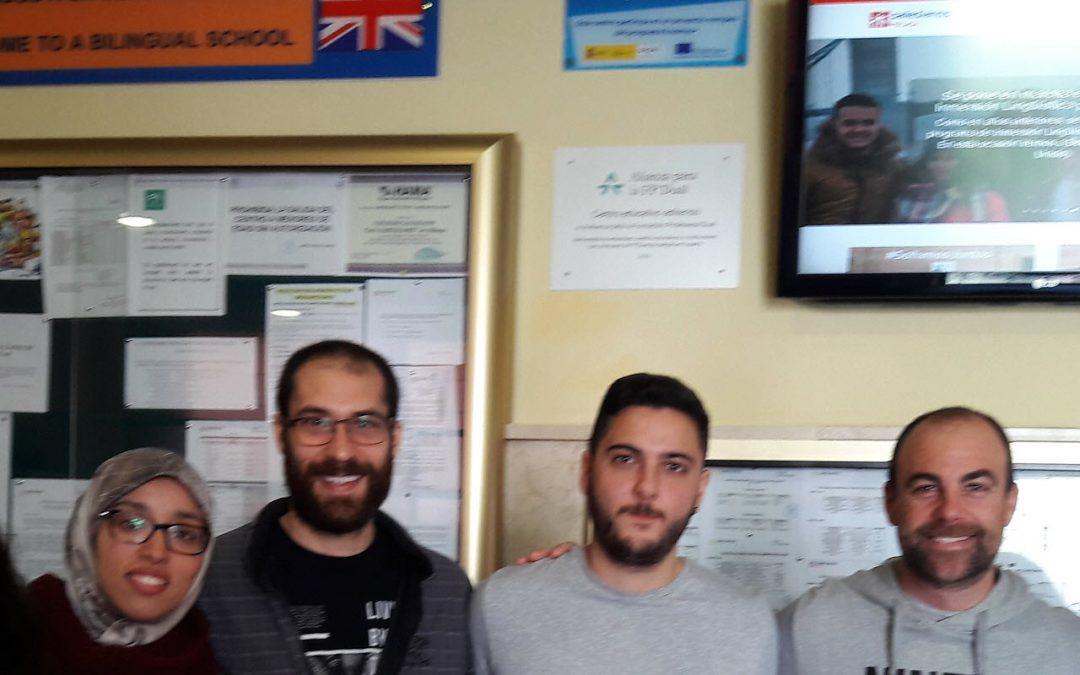 Nuestros candidatos de Ciclos Superiores a la beca Erasmus+