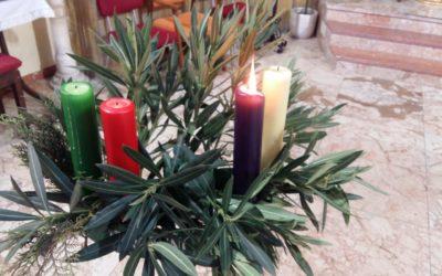 Comienza el Adviento, preparamos el nacimiento de Jesús en Familia