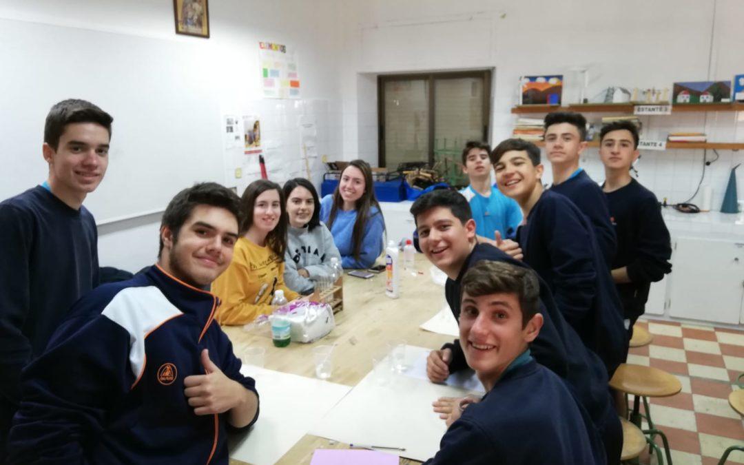 Reunión Delegados Pastoral ESO