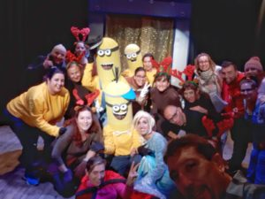 Teatro: Cuentacuentos en inglés. (Organiza: Kids & Us).