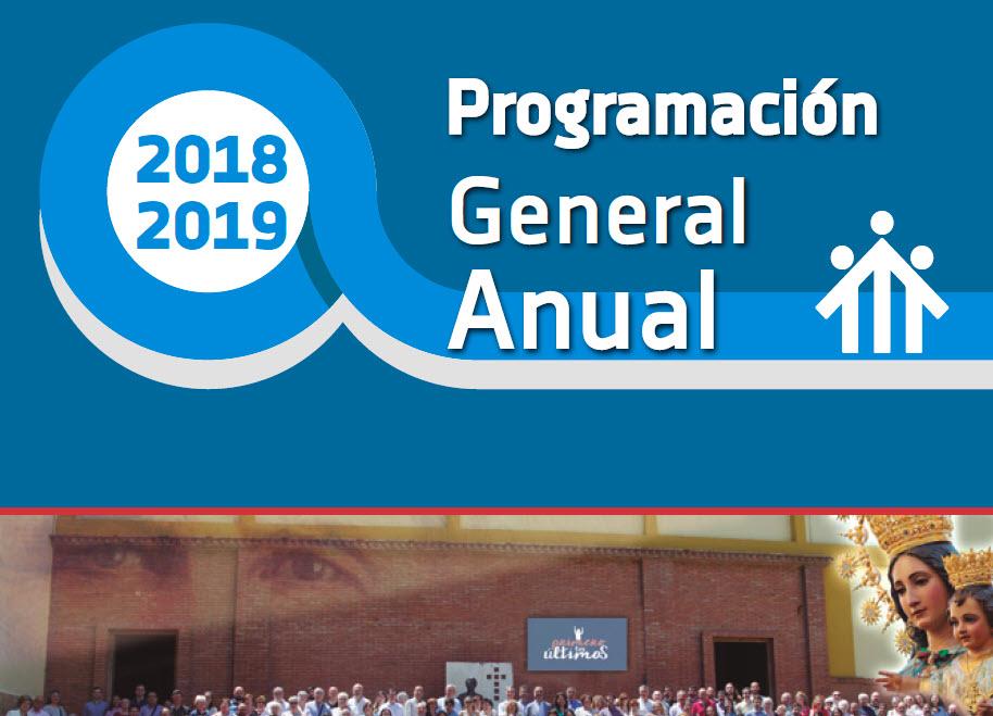 Programación General Anual 2018-2019