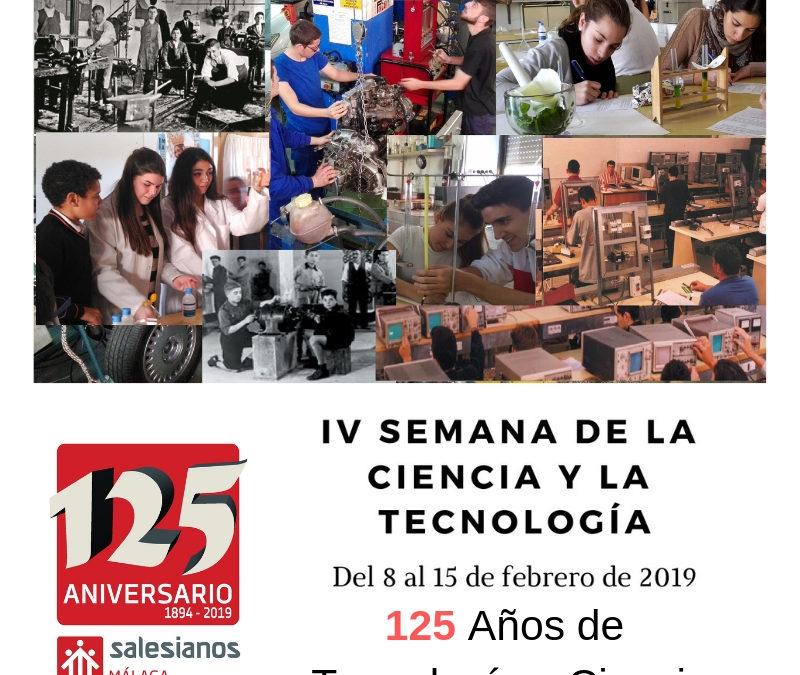IV Semana de la Ciencia y la Tecnología