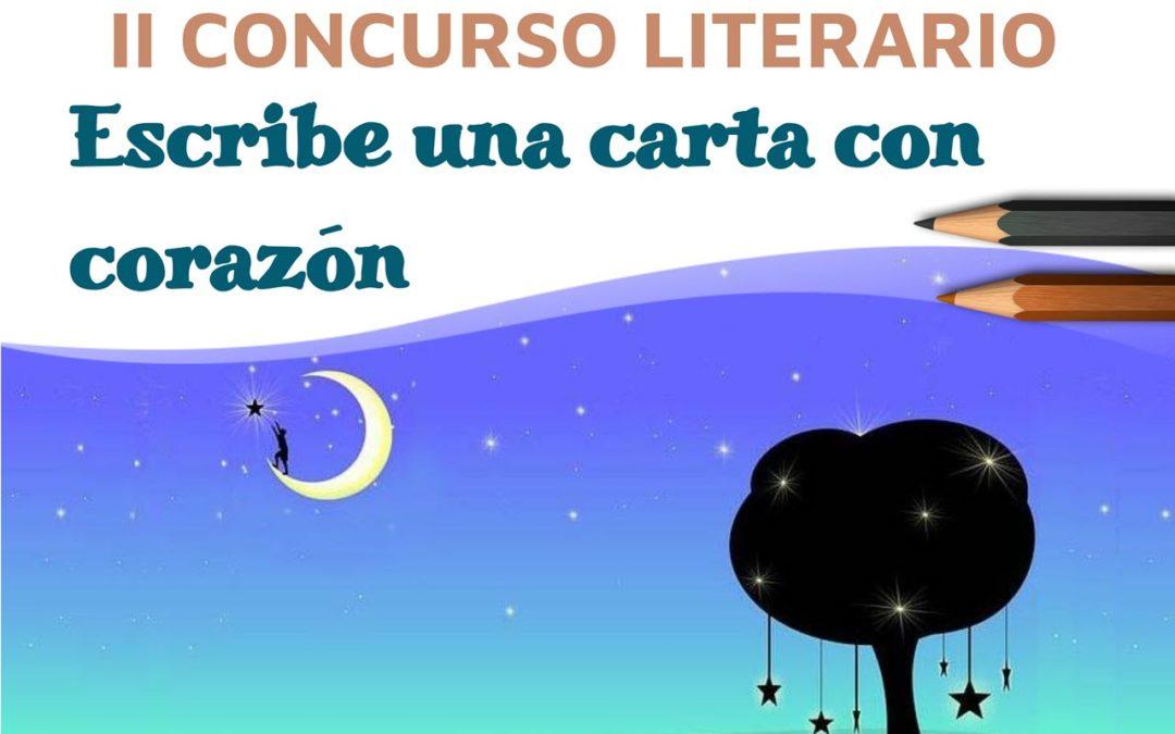 II Concurso literario «Escribe una carta con Corazón»