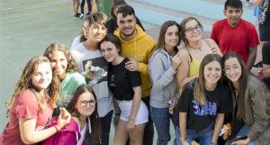 Inicio de curso para Secundaria (ESO, Bachillerato, Ciclos Formativos, FPB)