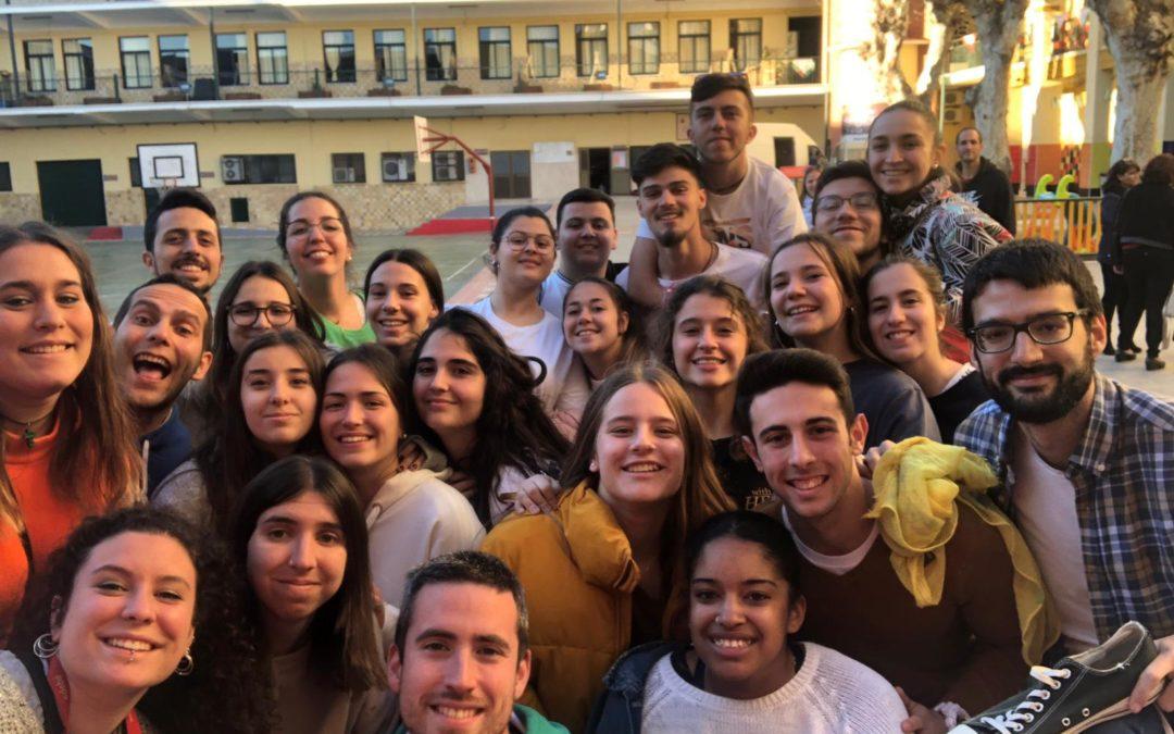 «IV Campo de Trabajo Garelli» organizado por nuestro Centro Juvenil