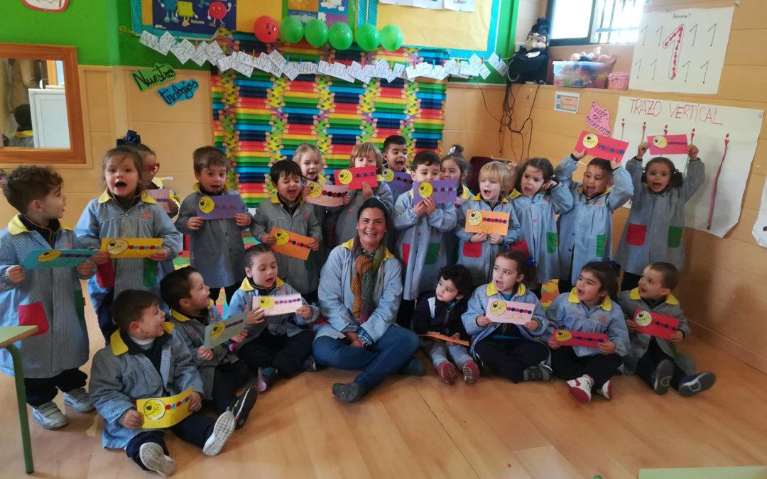 Educación Infantil finaliza los proyectos trimestrales
