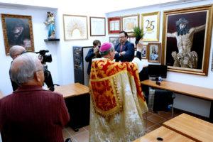 Visita de Infantil y 3º Primaria a la Casa hermandad Salesiana