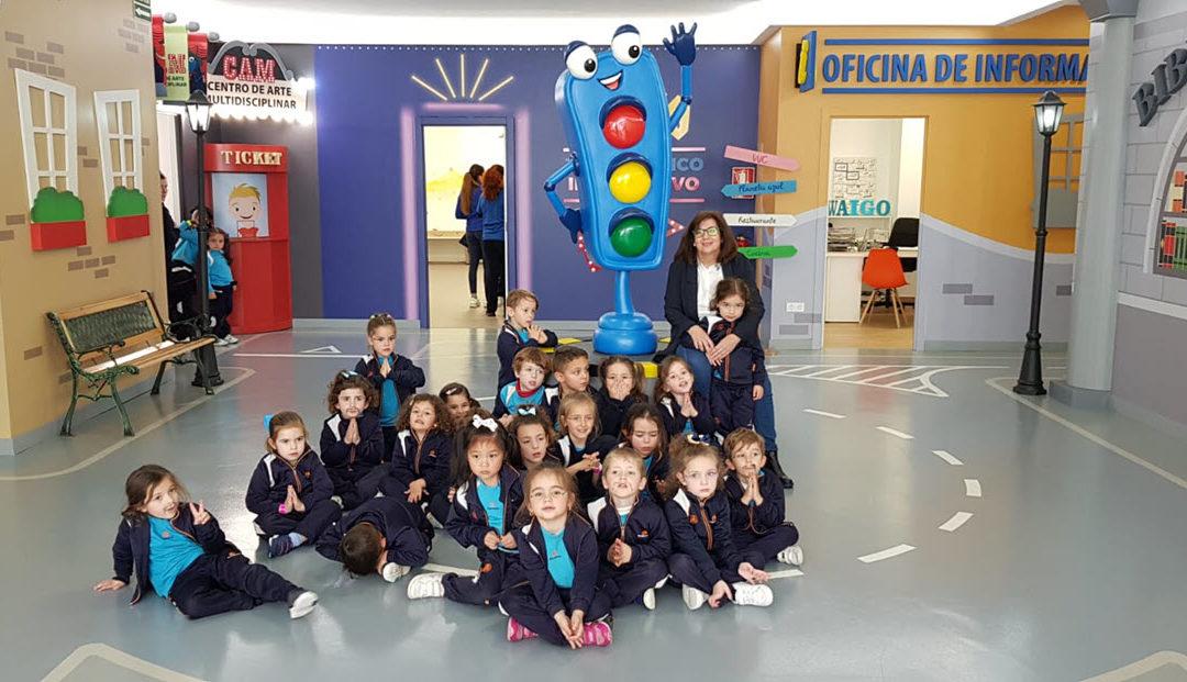 Educación Infantil visita la Ciudad de Waigo
