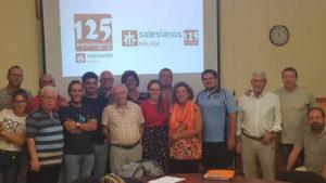 Encuentro del Consejo Inspectorial con los COS y las CEP (Granada)
