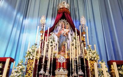 Es nuestra fiesta, 24 de mayo 2019. Feliz día de María Auxiliadora.