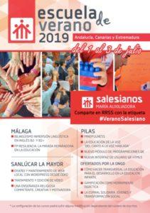 Escuela de Verano 2019 (formación profesorado)