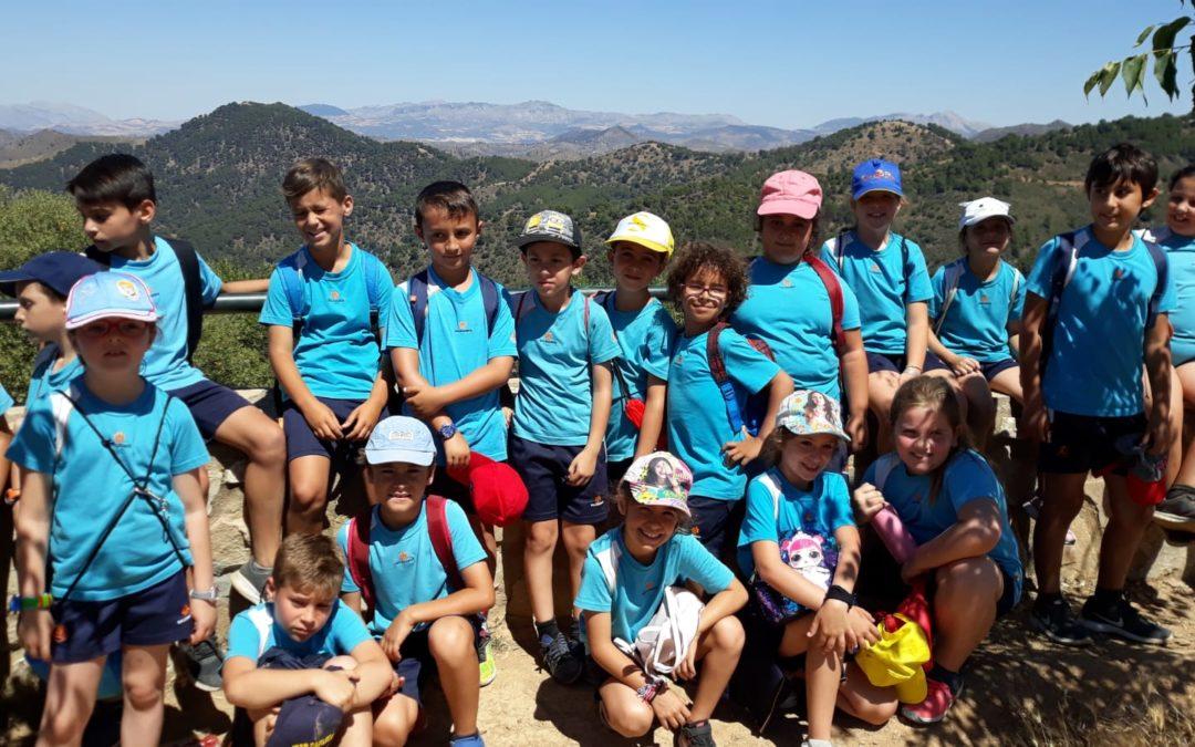 Visita al Aula de la Naturaleza Las Contadoras