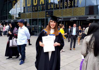 Universidad Leeds Erasmus+