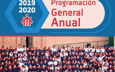Programación General Anual 2019-2020