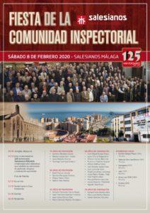 Fiesta de la Comunidad Inspectorial 2020