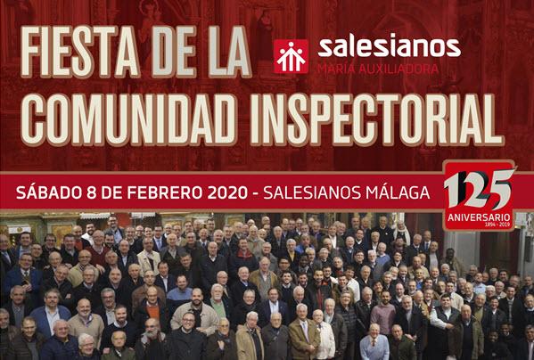 Málaga acogerá la Fiesta de la Comunidad Inspectorial 2020
