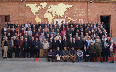 La Fiesta de la Comunidad Inspectorial 2020 pone de manifiesto el 'tesoro' del carisma salesiano