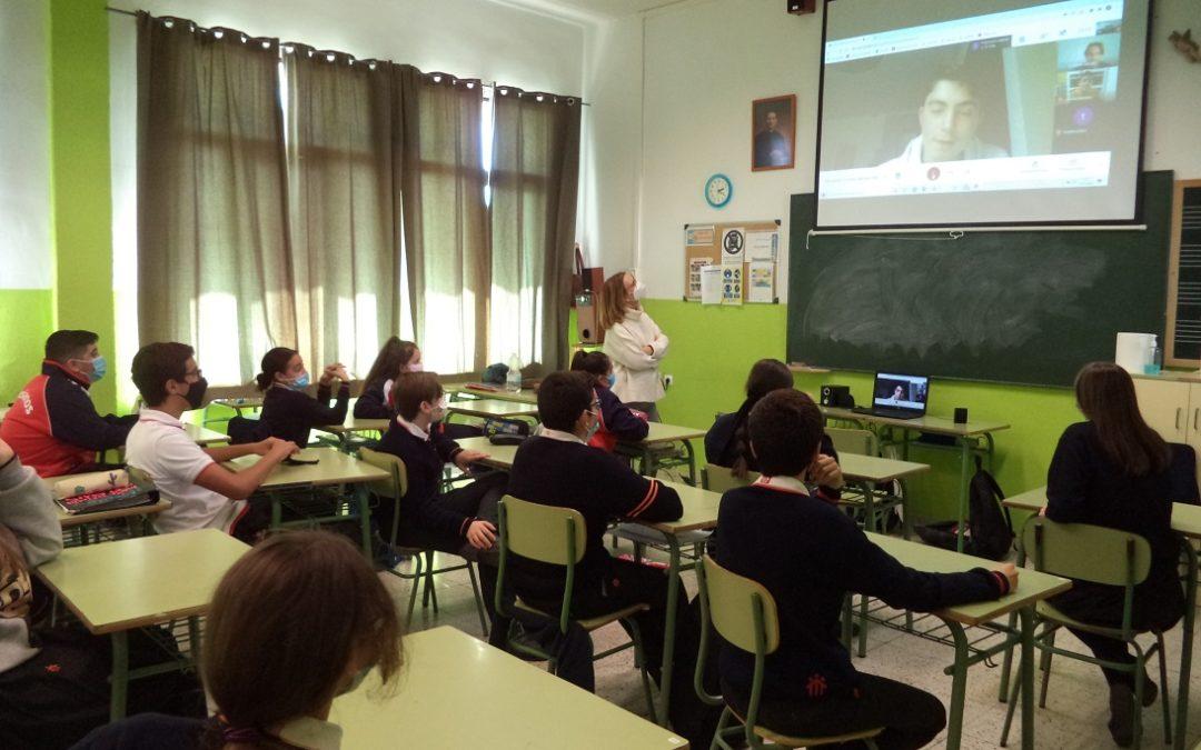 Intercambio cultural con Salesianos Nápoles