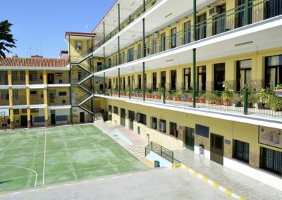 Patio Colegio Concertado San Bartolomé