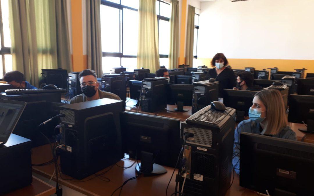 Los alumnos de ciclos formativos inician la Formación en Centros de Trabajo (FCT)
