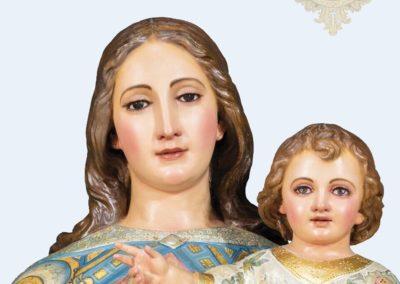 Mayo Salesiano. Fiestas de María Auxiliadora 2021