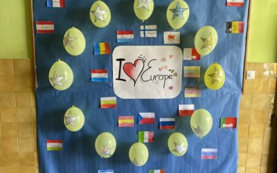 Celebrando el día de Europa